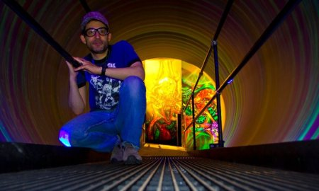 DD in Tunnel